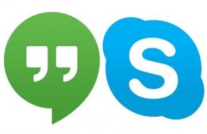 skype-google-hangoutロゴ