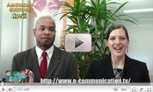 videocast april small 300x180 オンライン英会話のEcom英語ネット