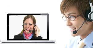 online lesson 300x156 オンライン英会話のEcom英語ネット